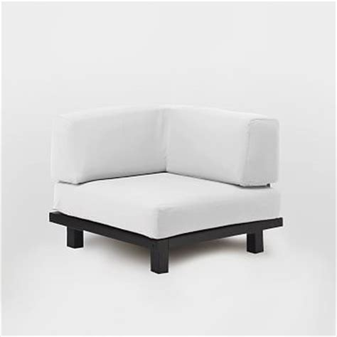 dexter outdoor bench dexter outdoor bench cushion west elm