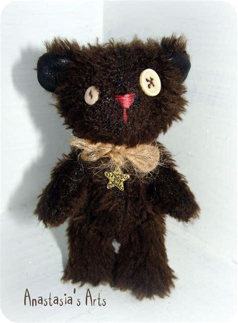 Teddy Handmade - handmade teddy by anastasiasarts on deviantart