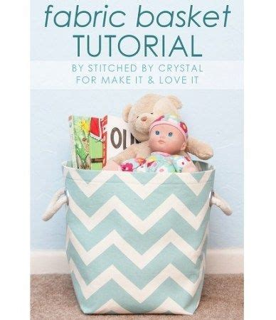 diy fabric storage box with a handle shelterness 7 best images about diy stroller stuff on pinterest