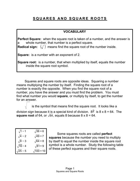 square root table 1 100 square root table 1 100 image collections bar height