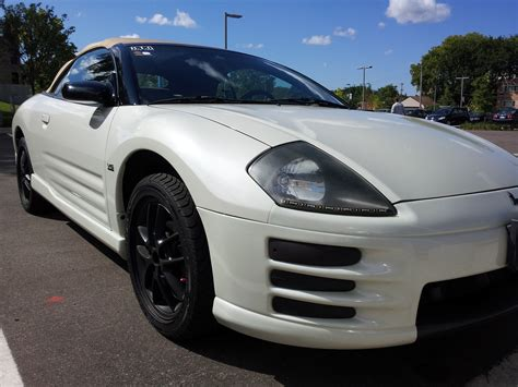 mitsubishi car 2001 2001 mitsubishi eclipse spyder information and photos