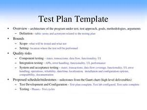 beta test plan template sw software qa testing