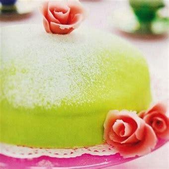 Swedish Princess cake   Frodinge Princess Torte