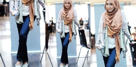 Hijab Trendy Untuk Kuliah Tutorial Hijab | hijab trendy untuk kuliah tutorial hijab