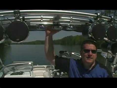 yamaha boat lights yamaha boat lighting bar upgrade kit youtube