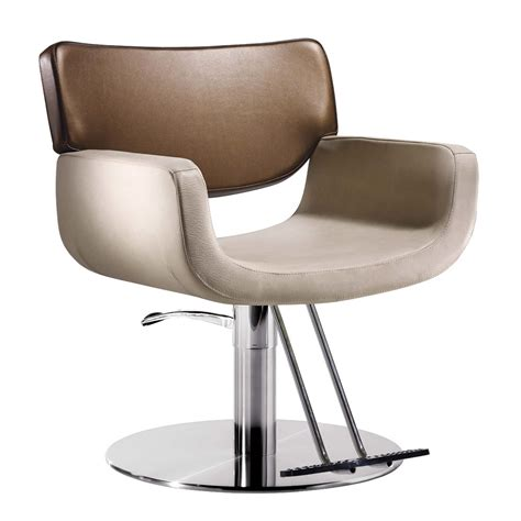 Vintage Salon Chairs by Salon Ambience Sh90 Quadro Hair Salon Chair Product Image