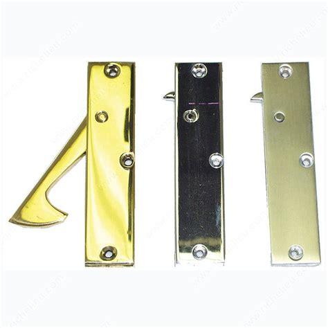 Pocket Door Edge Pulls Richelieu Hardware Glass Pocket Door Hardware