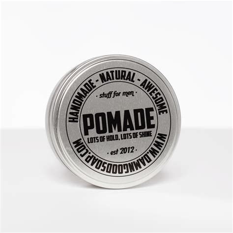 Pomade The pomade damn soap company