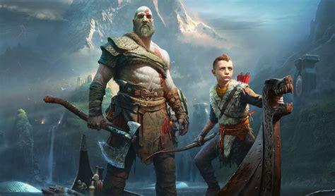 god of war 4 le film en français e3 2017 god of war kratos et son fils pr 233 sentent un
