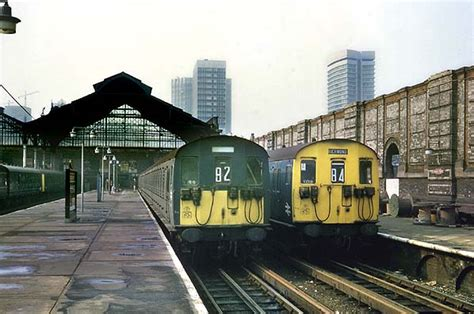 1950s Houses by Disused Stations Broad Street Station