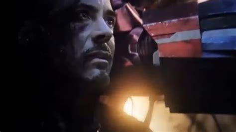 iron man death scene avengers endgame youtube