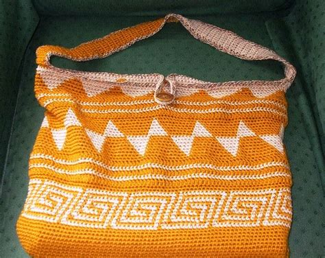 free sewing pattern purse bag tote tapestry shoulder bag tapestry crochet tote bag free pattern crocheting bags
