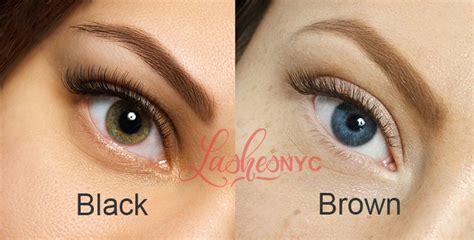 types  eyelash extensions mink  synthetic  sable