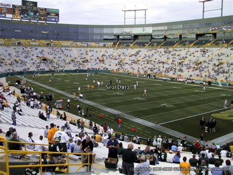 section 135 lambeau field section 132 row 5 seat 1 2 ford field