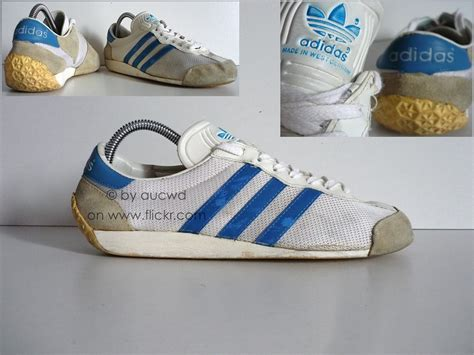 70 s 80 s vintage adidas fencing shoes made in west ge flickr