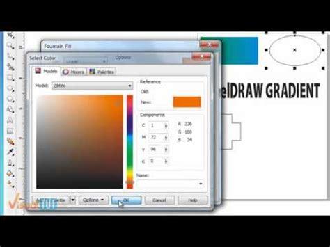 corel draw x7 gradient كيفية إعادة الرسم ببرنامج كورل درو doovi
