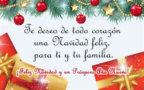 imagenes de navidad y mensajes mensajes con frases de feliz navidad para compartir