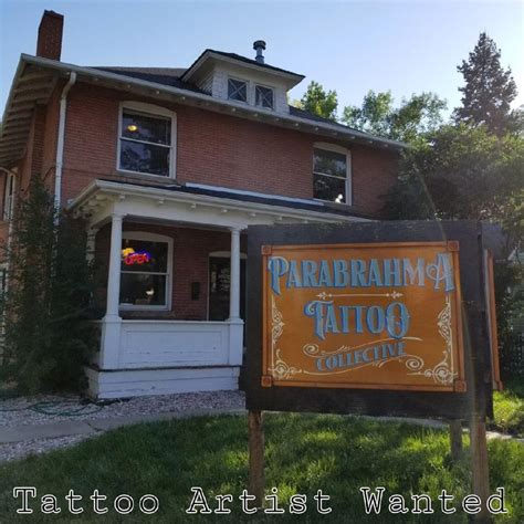 fort collins tattoo shops parabrahma collective fort collins colorado