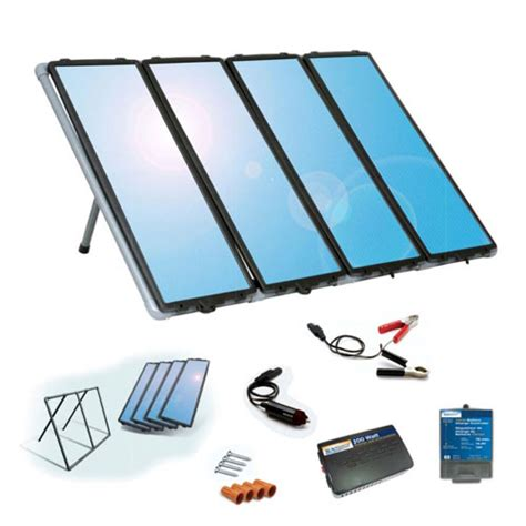 Solar L Kit by Sunforce 80 Watt Solar 12v Power Generator Kit Dr Power Equipment