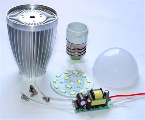 Aluminum Bulbs E27 E14 3w 5w 7w 9w 12w Led Bulb Shell Kit Led Light Bulb Components