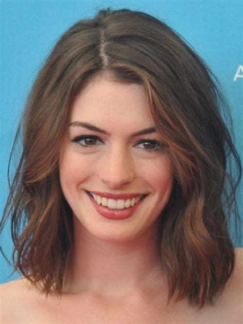 whats up with ann aldridge face serious hair and make up goals here anne hathaway lob