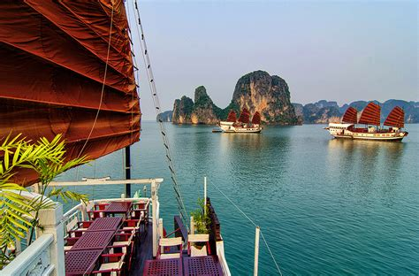 halong bay boat trip prices hanoi halong bay cruise overnight on boat short trip for