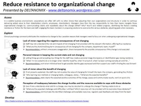 do resistors lose resistance time how to reduce resistance to organizational change leader