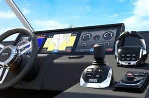 Volvo Penta Glass Cockpit Glass Cockpit Volvo Penta Maxiboat Tv