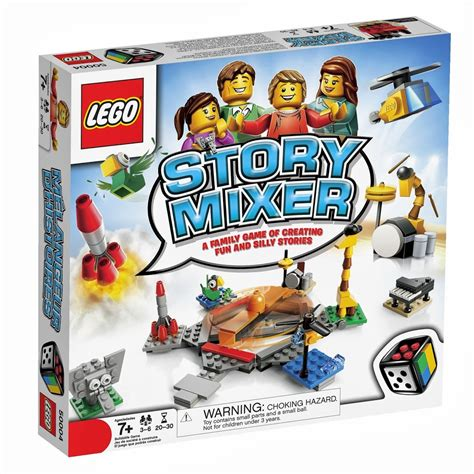 the mixer the story bricker конструктор lego 50004 story mixer