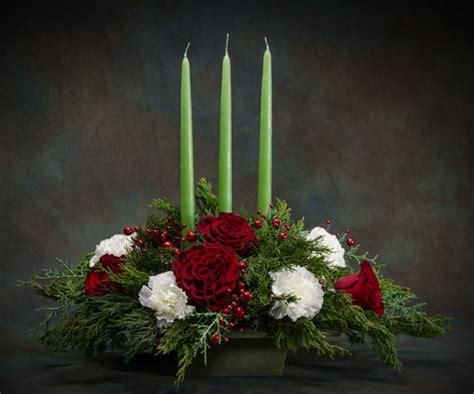 candele e fiori fiori e candele amazing matrimonio a natale fiori e