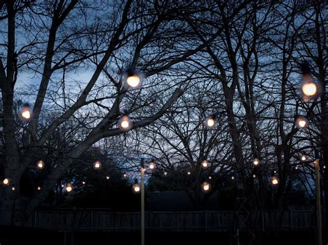 hanging string lights in backyard limit an outdoor hanging string lights med art home