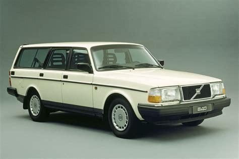 1986 volvo 240 dl 240 gl manual owner service repair