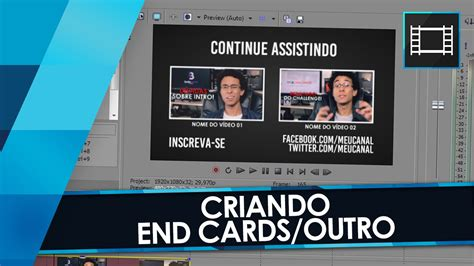 end card templates sony vegas tutorial sony vegas template de de v 205 deo end card