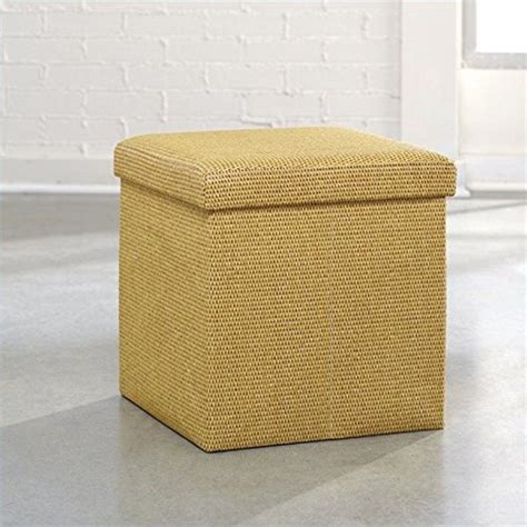 Yellow Storage Ottoman Best Storage Design 2017 Yellow Storage Ottoman
