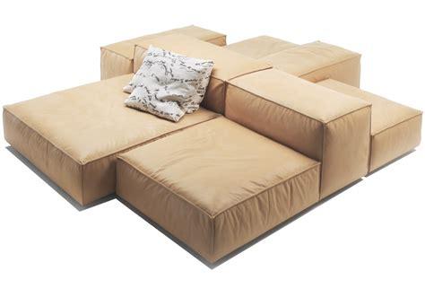 sofa tief soft living divani modular sofa milia shop