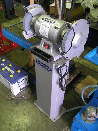 linishall bench grinder coastal machinery limited