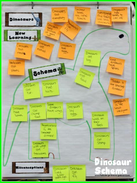 schema map schedulin sunday dinosaurs the kindergarten smorgasboard