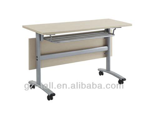 buy used study table wholesale portable modern rectangular desk folding