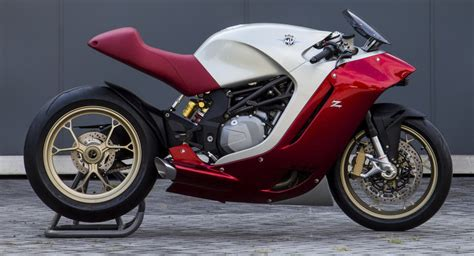 Zagato's Coachbuilt MV Agusta F4Z Is A Sight To Behold