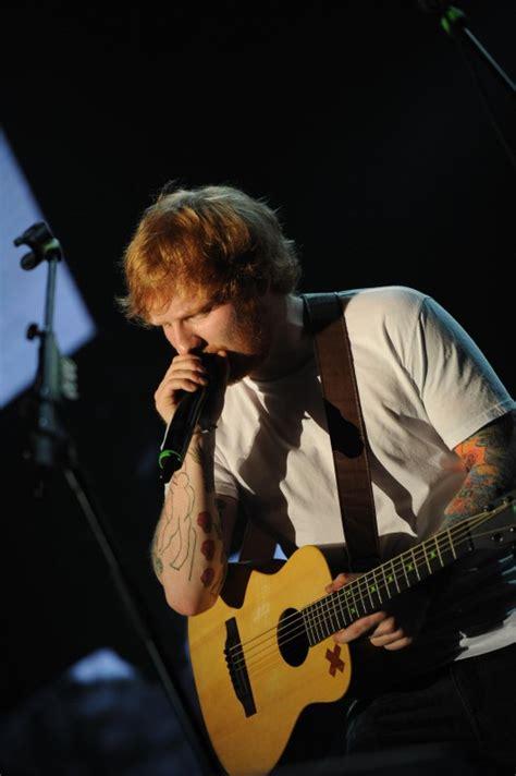 ed sheeran malaysia ed sheeran launches new record label quot gingerbread quot hype