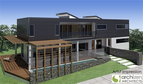 executive home plans archizen architects designing the care built environment child care health care aged care pet care