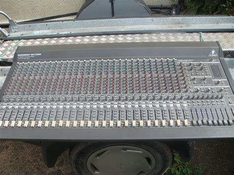 Mixer Behringer Mx3282 behringer eurodesk mx3282 image 258046 audiofanzine
