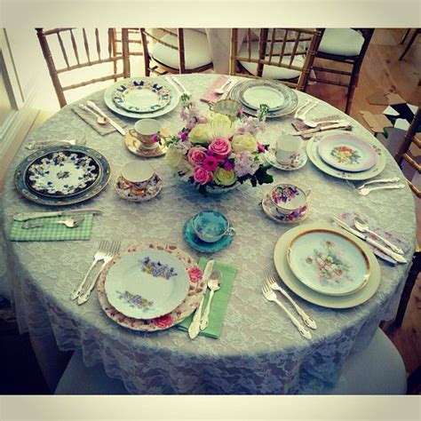 the 25 best mismatched china ideas on vintage
