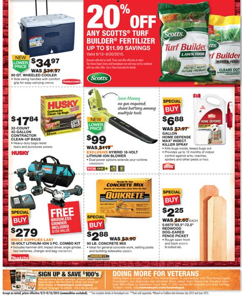 home depot paint sale black friday home depot labor day sale 2017 blacker friday