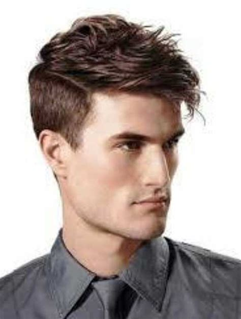 the most suitable hairstyles for boys with short and oval faces zac efron hairstyle cool short messy haircut for men
