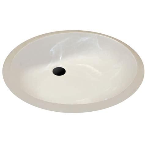 mirabelle sinks mirabelle miru1915wh white 21 1 4 quot porcelain undermount bathroom sink with overflow