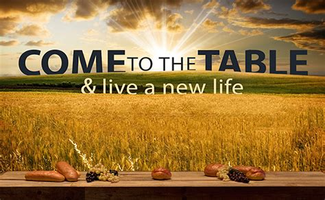 come to the table news free north church
