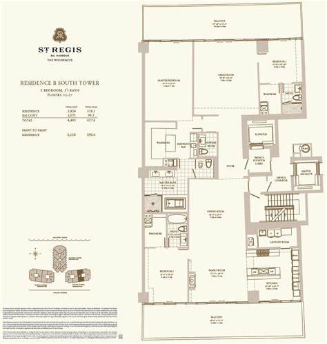 st regis bal harbour floor plans st regis bal harbour condo hotel one sotheby s international realty