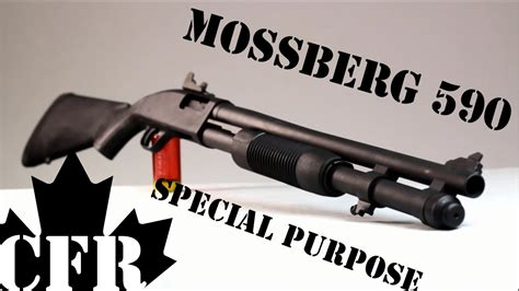 For Special Purposes mossberg 590 special purpose review