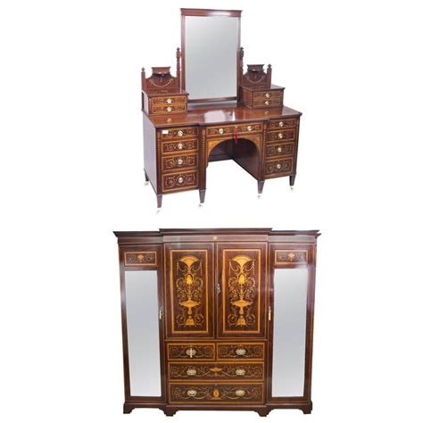 antique victorian bedroom furniture antique victorian bedroom suite maple and co circa 1880